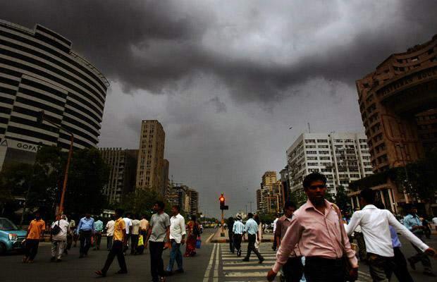 Rain In My India