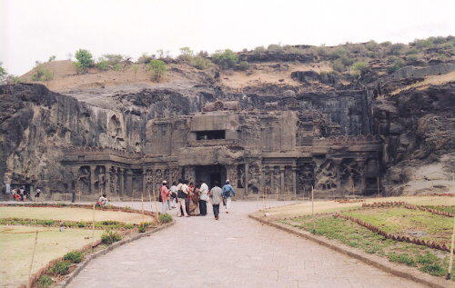 Travel 2 Ellora Caves