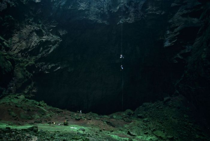 Cave Diving Photos