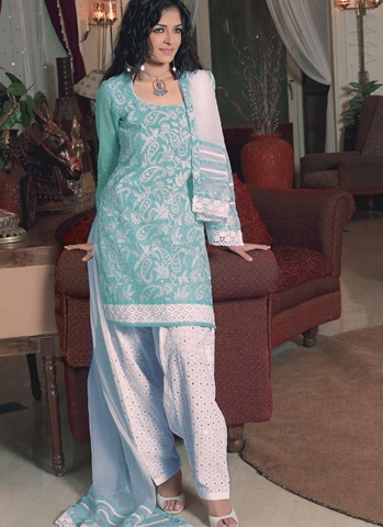 EmbroiderdShirt&ampSalwar5B85D - Dress Collection....!!!!!!!!!!!!!