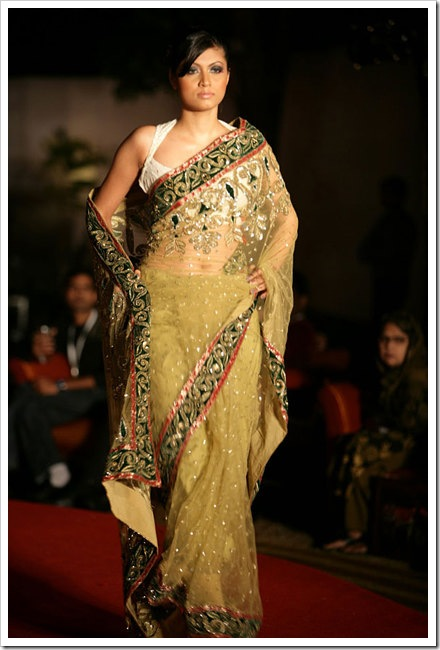 Indian bridal collection5 Sari