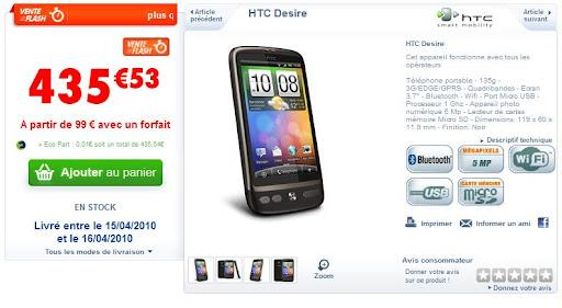 [INFO] Ou trouver le HTC Desire - Page 9 Dsire