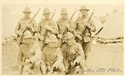 Army Guys WWI PR