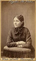 Mrs Wall Bennett