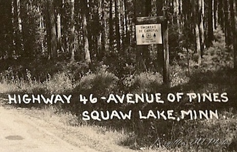Squaw Lake Minnesota