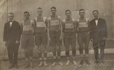 Sports Team PR Antiques