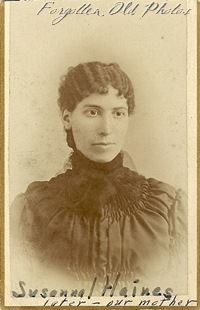 Susanna Haines Grand Forks CdV
