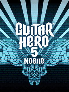Guitar Hero 5 Mobile com 34 músicas em MP3 (Português)
