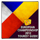 Tourist Guide for 2012 Euro icon