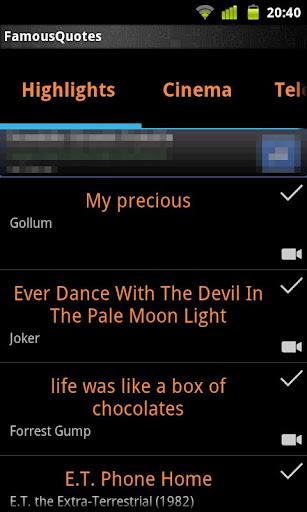 玩娛樂App|Famous Quotes免費|APP試玩