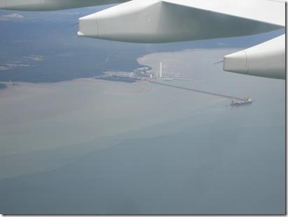 LNG docking port?
