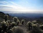 View E from C Pinacate