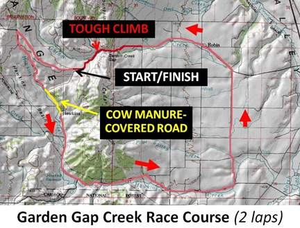 GGC Course Map