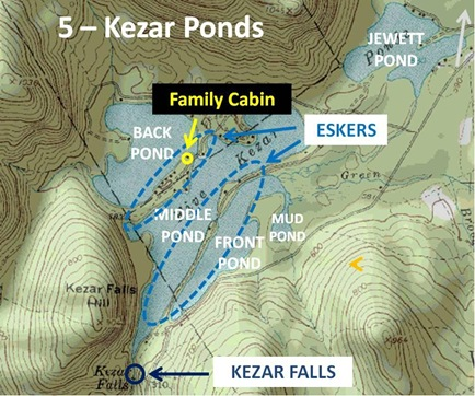 5Kezar Esker Map