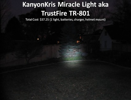 KK Miracle Light Only