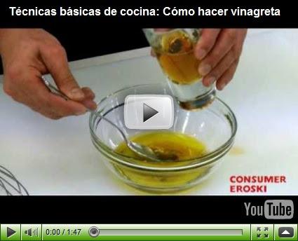 El gourmet urbano tecnicas basicas de cocina como hacer - Tecnicas basicas de cocina ...