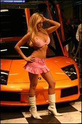 Lamborghini-and-Blonde-bikini-babe