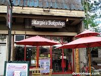 Facade of Margie's Bakeshop at Tulip Drive, near SM City Davao