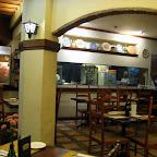 Italian-inspired interior of Picobello