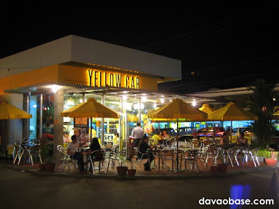 Looks good! Yellow Cab Pizza Co. at Damosa Gateway