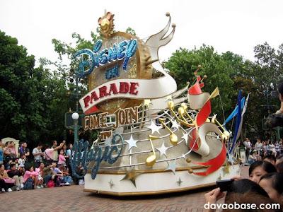Disney on Parade in Hong Kong!