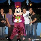 Mickey Mouse at Disneyland Hong Kong
