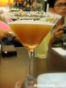 Tamarind Margarita at at Bangkok Wok