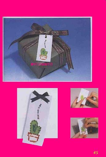 Maneras originales de envolver regalos 41