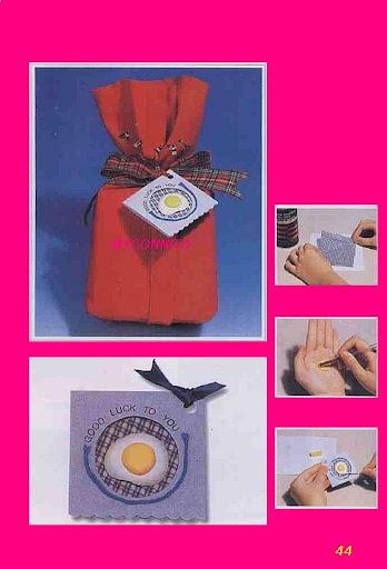 Maneras originales de envolver regalos 44