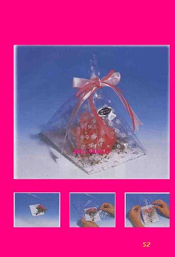 Maneras originales de envolver regalos 52