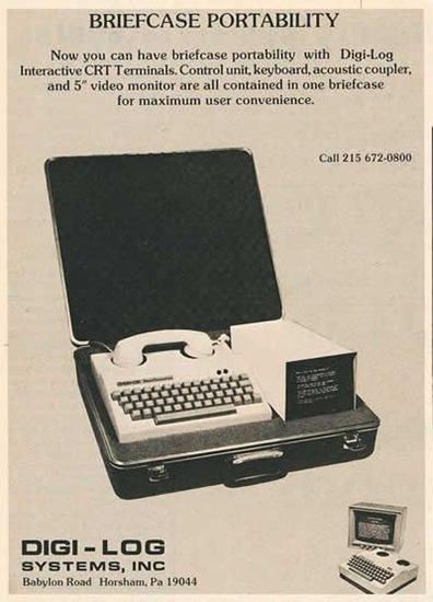 briefcase portability