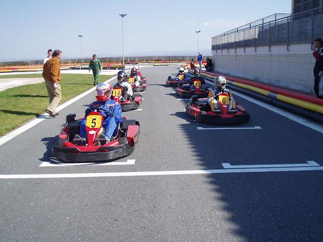 Parrilla de salida +72Kg GP2 CKRC 2009