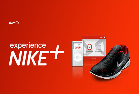 Experience Nike+