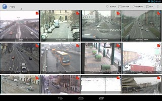 Screenshot of City Traffic