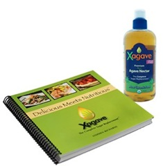 cookbook and xagave