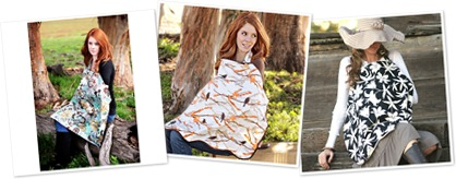View nursing covers