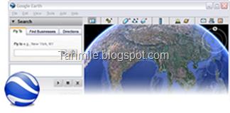 تحميل برنامج كوكل ايرث googl earth