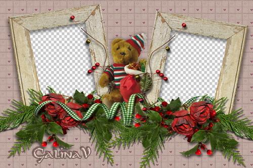 Photoframe Christmas Holidays XmasHolidays500.jpg
