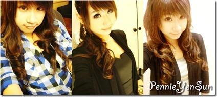 PennieYenSun Curl Hair