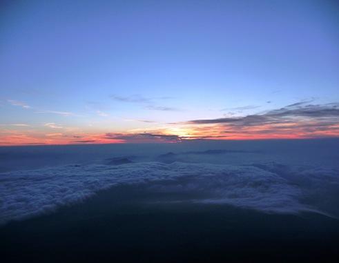 trilha 11 - amanhecer no mt fuji