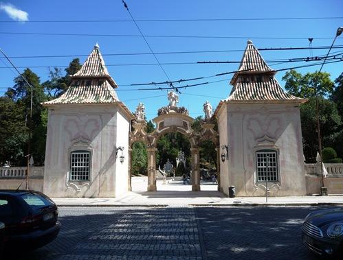 1 - Jardim da Sereia - Coimbra