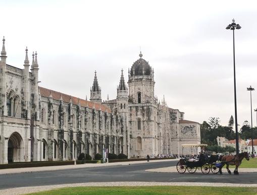 mosteiro de santa maria de belem ou dos jeronimos