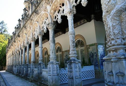 05 - Palácio de Buçado- pilar