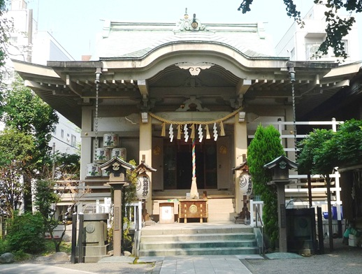 yazaki shrine