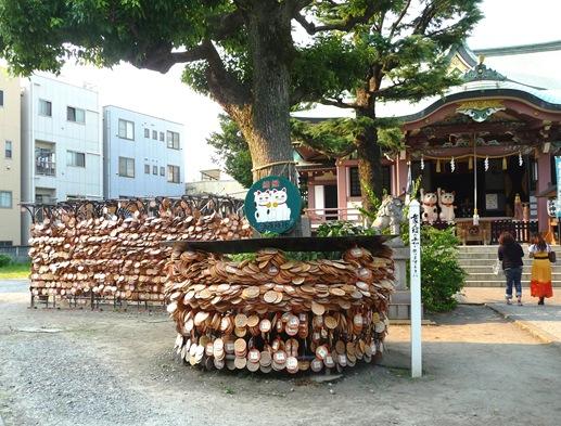 Imado Shrine - Asakusa - templo 2
