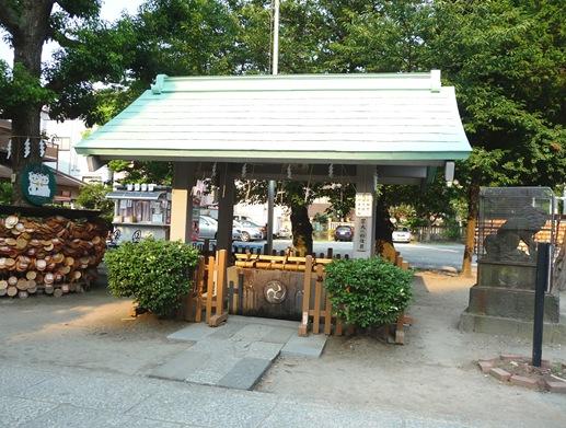 Imado Shrine - Asakusa - local para purificar