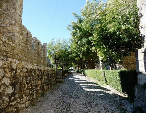 Entrada do do Castelo de Montemor-o-Velho