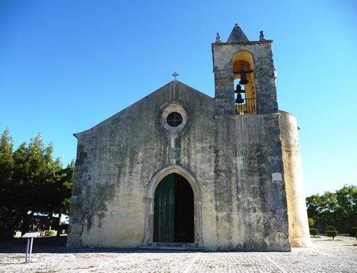 Igreja Santa Maria da Alcáçova do Castelo de Montemor-o-Velho 1
