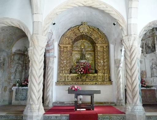 Capela - Mor (ÁBSIDE)