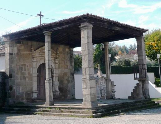 12. Fundão - capela do calvário